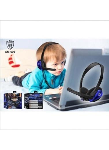 Bludfire Bludfire Gm-006 Oyuncu Kulak Üstü Kulaklık Mavi